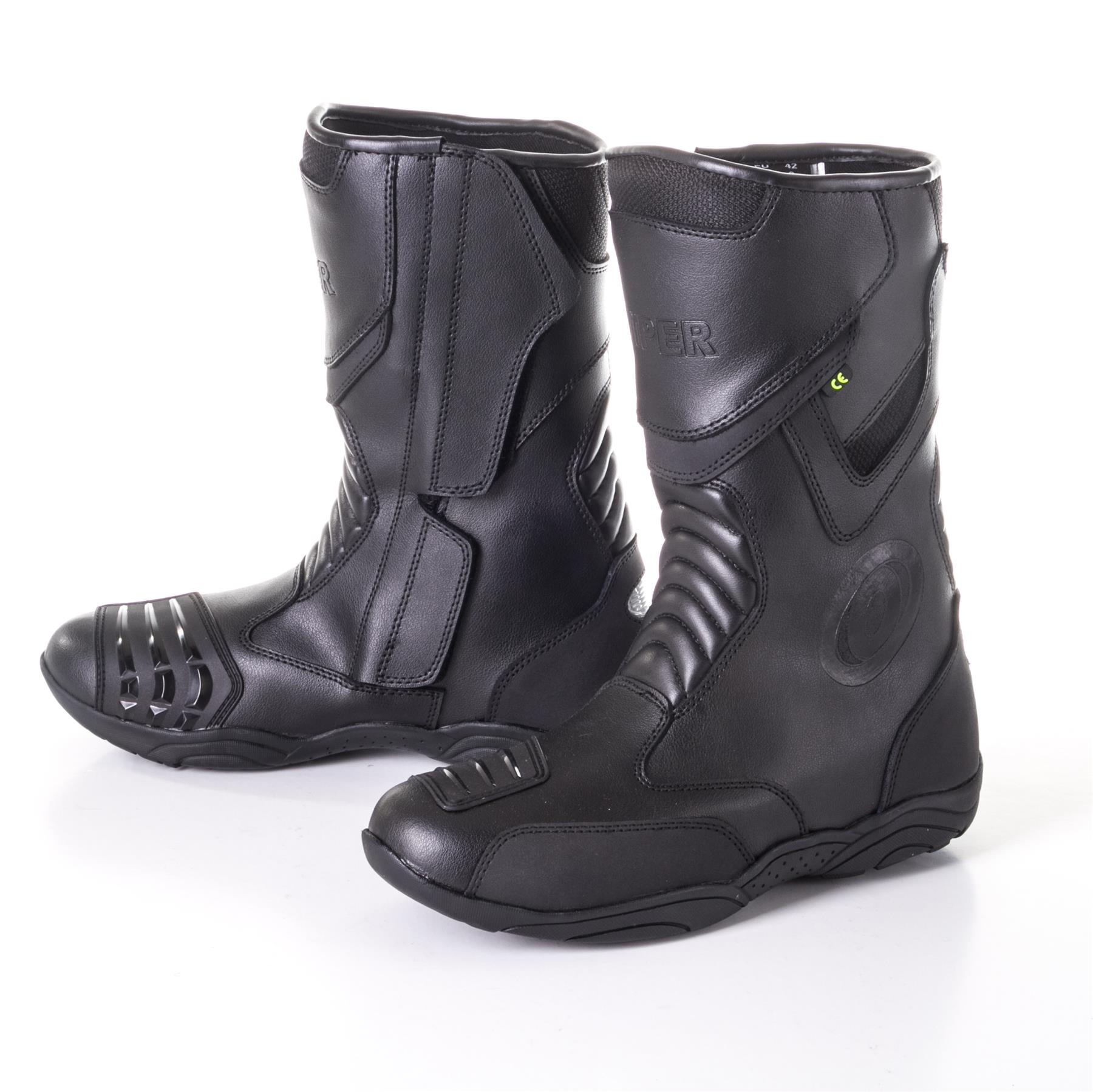 866 CE Approved Long Boot