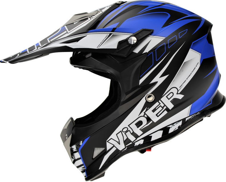 RSX121 Adults MX Helmet
